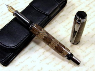 Aristocrat Fountain Pen - Gunmetal