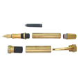 Jr. Gentleman Fountain Pen Kit Gold