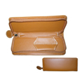 PU Leather Case - Tan