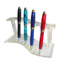 Acrylic Pen Stand - 8 Pens