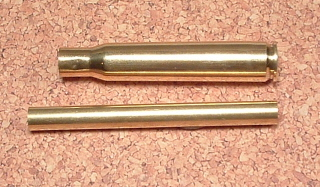 "Bullet Pen Tube 2-3/4"" x 7mm"