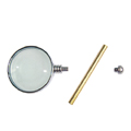 Magnifier Kit--Chrome