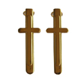 Cross Pen Clip gold